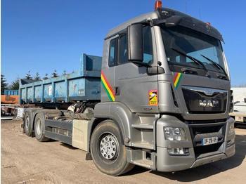 Hook lift truck MAN TGA 28.400