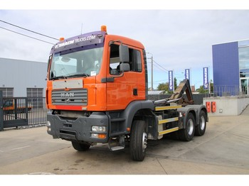 Hook lift truck MAN TGA 33.430 BB