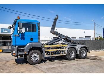Hook lift truck MAN TGA 33.440 BB -E4