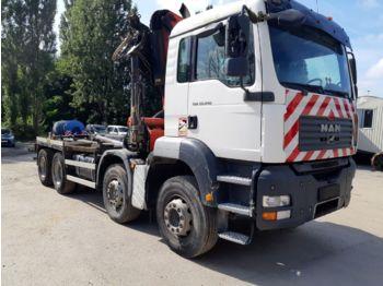 Hook lift truck MAN TGA 34.440