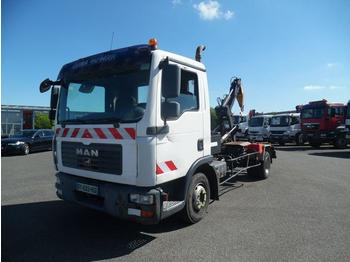 Hook lift truck MAN TGL 10.180
