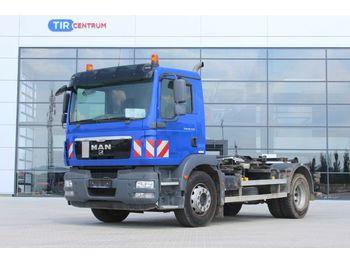 Hook lift truck MAN TGM 18.250 4x2 BB, BEACON