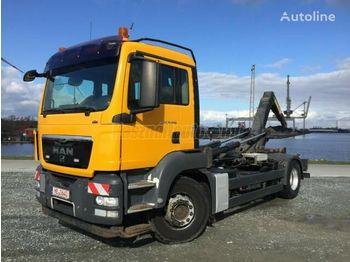 Hook lift truck MAN TGS 18.400