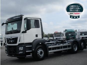 Hook lift truck MAN TGS 26.430 6X2-4 BL,Euro6, Multilift Optima 20S.59