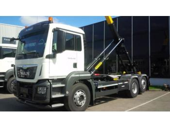 MAN TGS 26.440 - hook lift truck