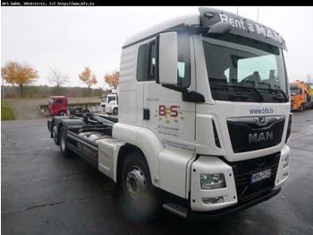 Hook lift truck MAN TGS 26.500 6x2-2 BL RS 21.70