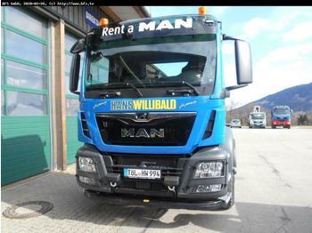 Hook lift truck MAN TGS 26.510 6x4 H-4BL RS 21-70 HydroDrive