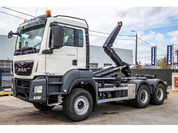 Hook lift truck MAN TGS 33.480 BB