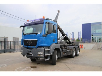 MAN TGS 33.480 H 6x6 - CONTAINERSYSTEEM/TREKKER - hook lift truck