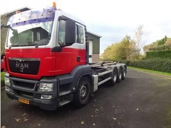 Hook lift truck MAN TGS 39.440 8X2-4 BL