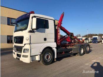 Hook lift truck MAN TGX 26.480