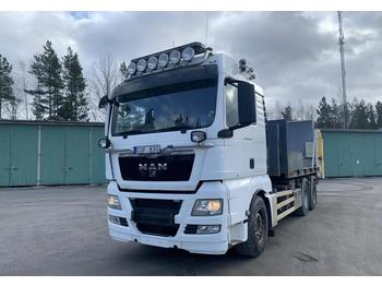 Hook lift truck MAN TGX XLX 480