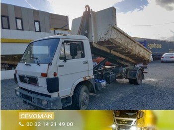 Hook lift truck MAN VW 10.150 Containersysteem / container