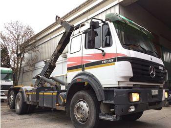 Hook lift truck MERCEDES-BENZ 1838