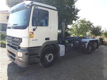 Hook lift truck MERCEDES-BENZ 2536