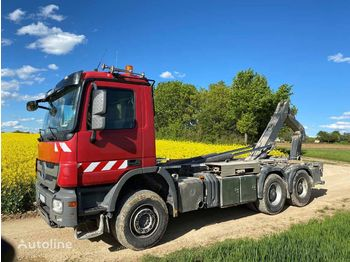 Hook lift truck MERCEDES-BENZ 3346 - 6x4
