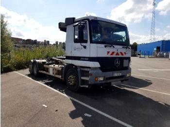 Hook lift truck MERCEDES-BENZ ACTROS 2540