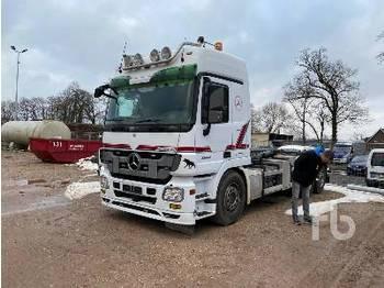 Hook lift truck MERCEDES-BENZ ACTROS 2544 6x2 Sleeper