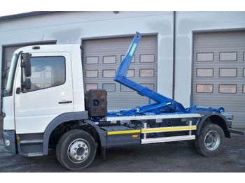 Hook lift truck MERCEDES-BENZ ATEGO 1229