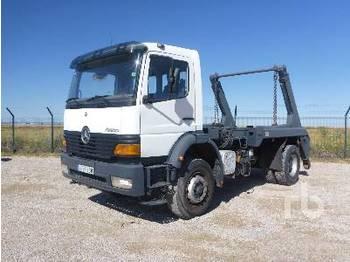 Hook lift truck MERCEDES-BENZ ATEGO 1828K 4x2