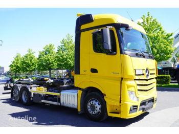 Hook lift truck MERCEDES-BENZ Actros 2545