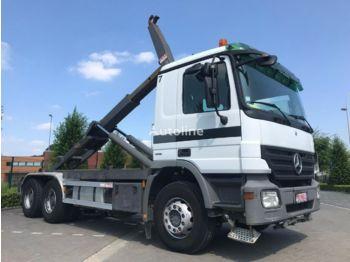 Hook lift truck MERCEDES-BENZ Actros 2636 6x4