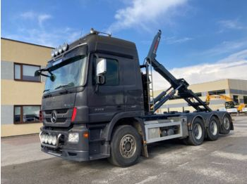 Hook lift truck MERCEDES-BENZ Actros 3351