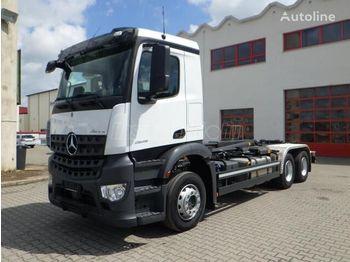 Hook lift truck MERCEDES-BENZ Arocs 2645