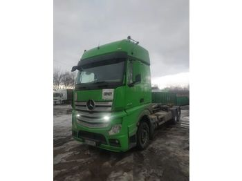 Hook lift truck MERCEDES-BENZ MP4