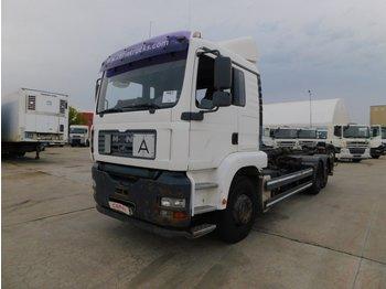 Hook lift truck Man Tga 26430