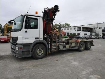 Mercedes 2541 - hook lift truck