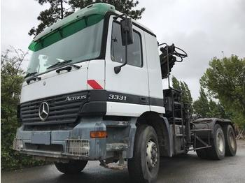 Hook lift truck Mercedes ACTROS 3331