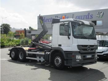 Mercedes Actros 2536 - hook lift truck