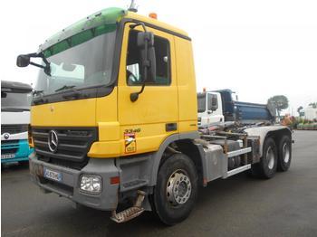 Hook lift truck Mercedes Actros 3346