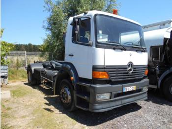 Hook lift truck Mercedes Atego 1823