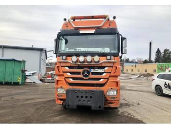 Hook lift truck Mercedes-Benz 2655