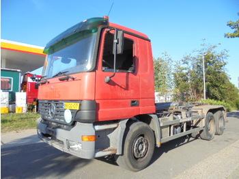 Hook lift truck Mercedes-Benz ACTROS 2631