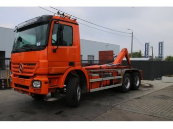Mercedes-Benz ACTROS 3344 K - hook lift truck