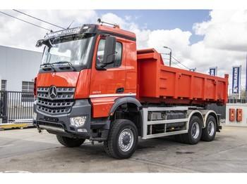 Hook lift truck Mercedes-Benz AROCS 3543 AK + AJK Containersysteem