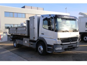Mercedes-Benz ATEGO 1223 L - hook lift truck
