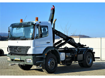 Mercedes-Benz AXOR 1833 Abrollkipper 4,20m *4x2* Top Zustand  - hook lift truck