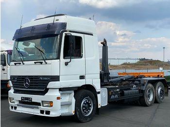 Hook lift truck Mercedes-Benz Actros 2540 6x2 Meiler RK 19.65 S  Kupplung