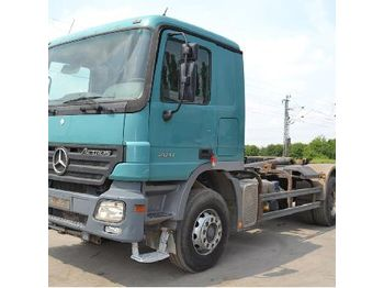 Hook lift truck Mercedes-Benz Actros 2641