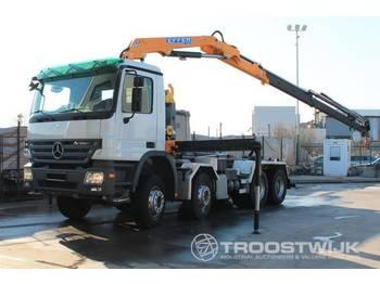 Hook lift truck Mercedes-Benz Actros 3246 8x4