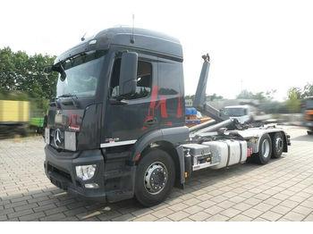 Hook lift truck Mercedes-Benz Actros neu 2543 L 6x2 Abrollkipper Meiller, Funk