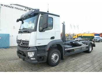 Hook lift truck Mercedes-Benz Arocs 1832 4x2 Abrollkipper Neu ohne Zulassung