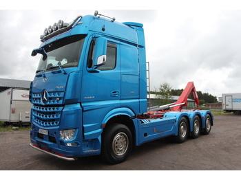Hook lift truck Mercedes-Benz Arocs 3263