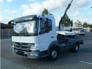 Hook lift truck Mercedes-Benz Atego 816 City Abrollkipper
