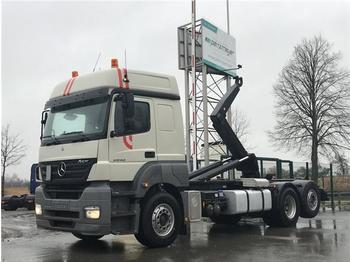 Hook lift truck  Mercedes-Benz - Axor 2543 L