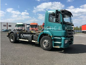 Mercedes-Benz Axor 2  1833   4x2 Palfinger  - hook lift truck